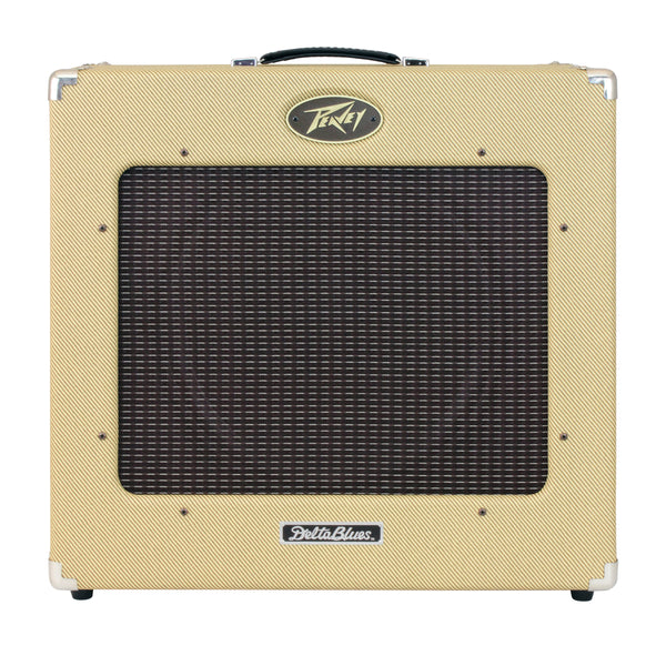 Peavey Delta Blues II 30w 1x15 Tube Combo - Tweed