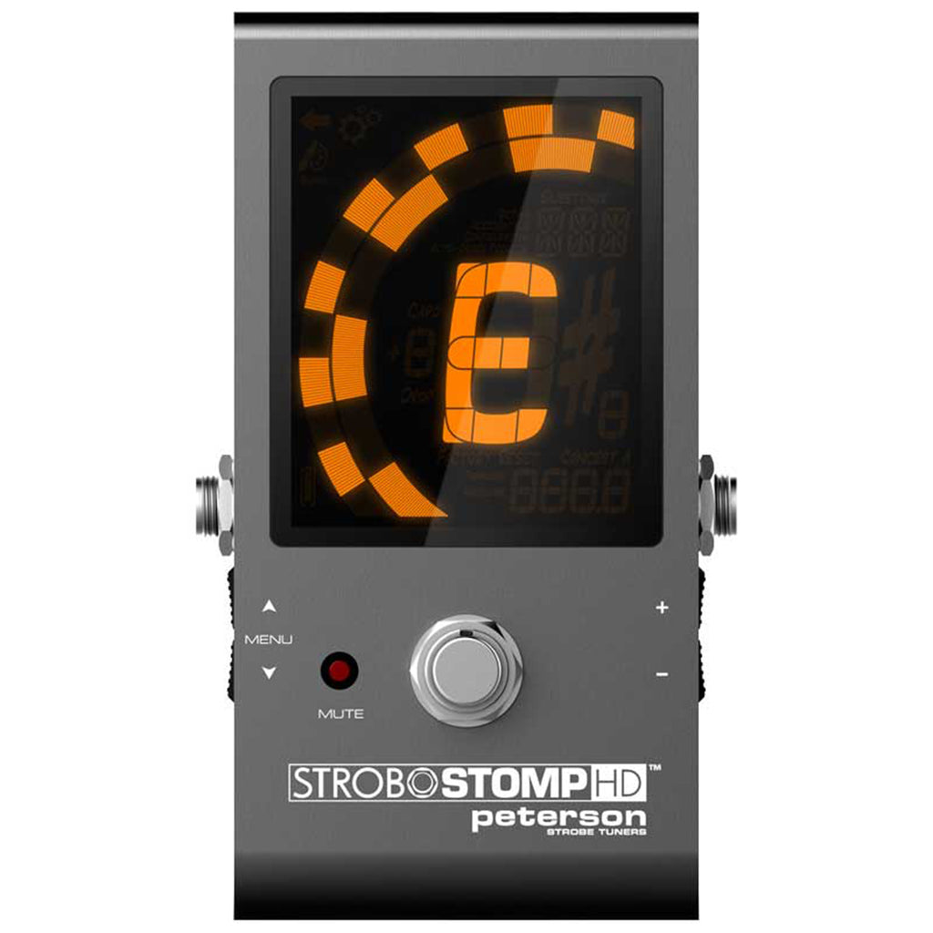 Peterson SS-HD StroboStomp HD Strobe Tuner Pedal