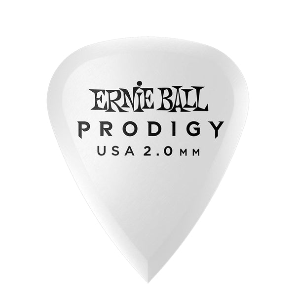 Ernie Ball Prodigy Picks - Standard - 2.0mm - 6 Pack