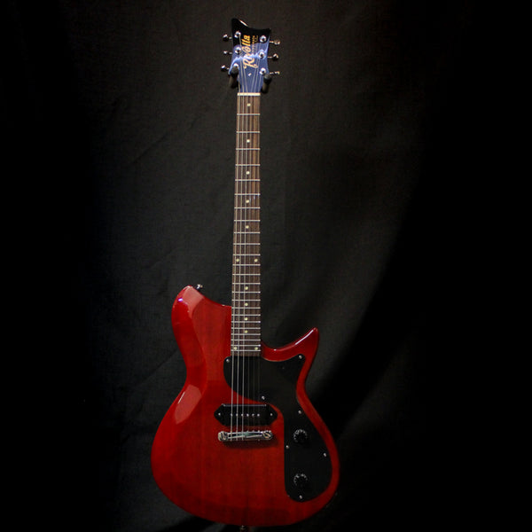 Rivolta Combinata I Electric Guitar - Rosso Red