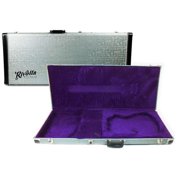 Rivolta Hardshell Case for Combinata Guitars