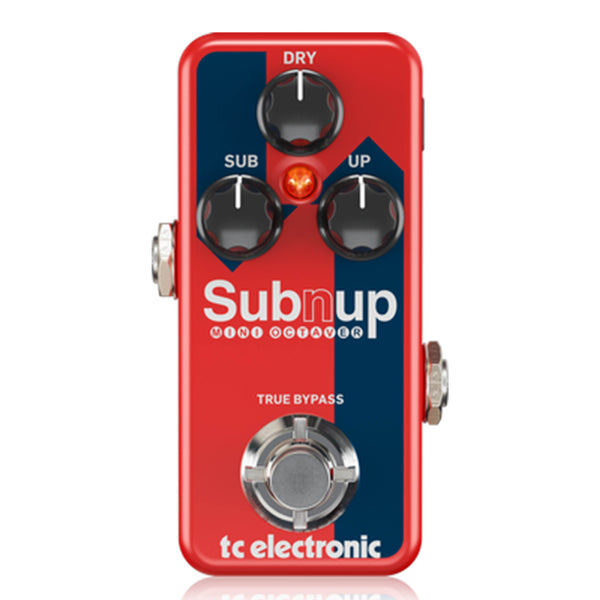 TC Electronic Sub 'N Up Mini Octaver Pedal