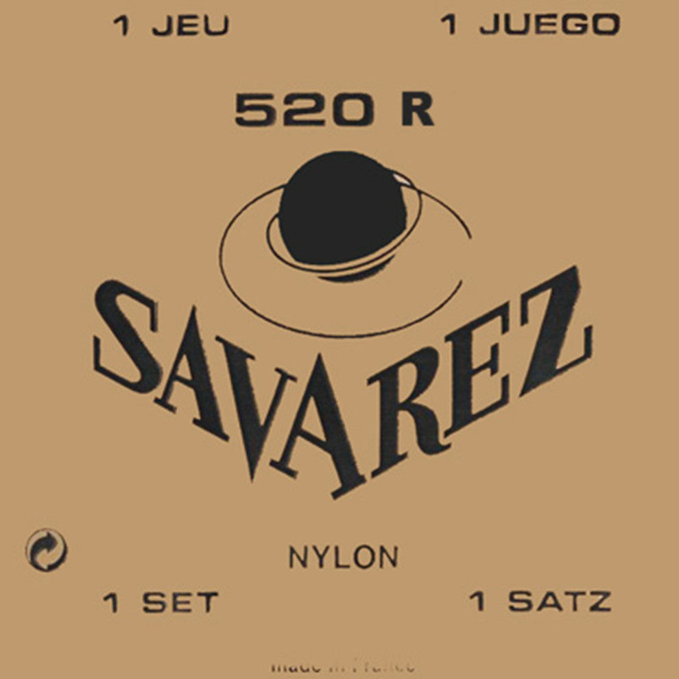 Savarez 520R Nylon Guitar Strings