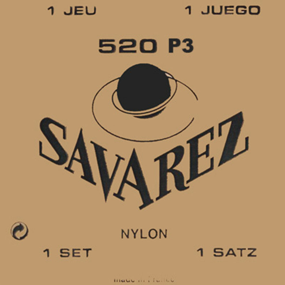 Savarez 520 P3 Nylon Guitar Strings