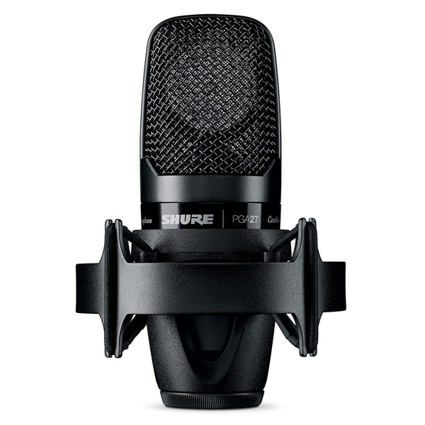 Shure PGA27-LC Studio Vocal Microphone