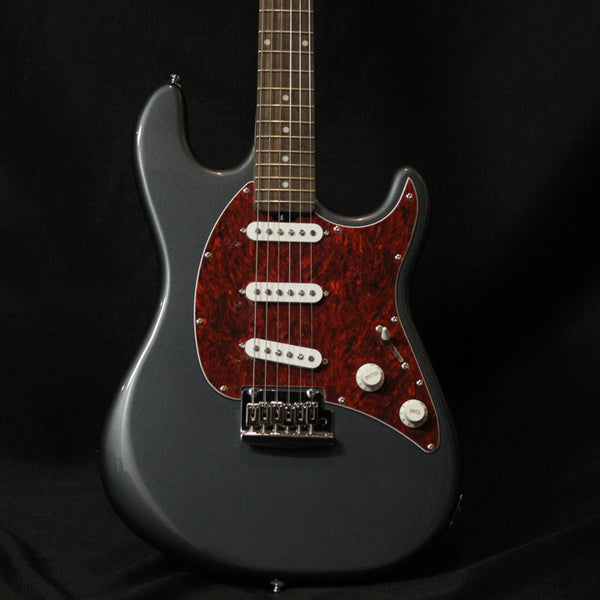 Sterling S.U.B. Series Cutlass SSS Electric Guitar - Charcoal Frost