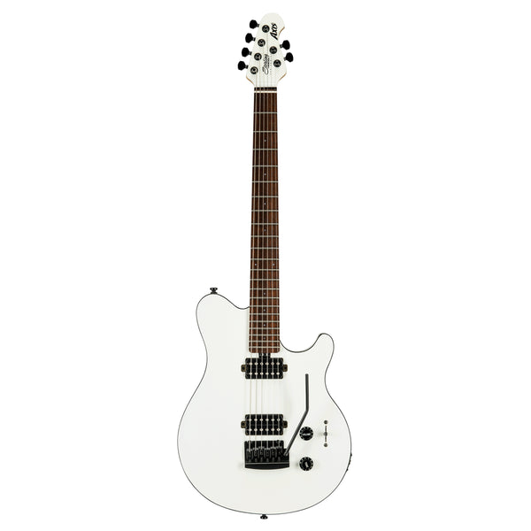 Sterling S.U.B. Series Axis Guitar - White