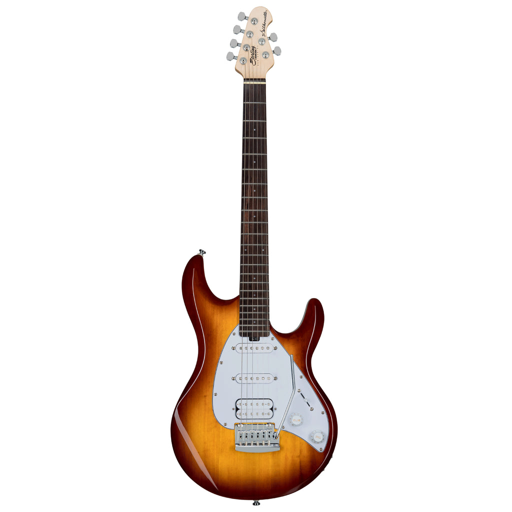 Sterling S.U.B. Series Silhouette Guitar - Tobacco Sunburst