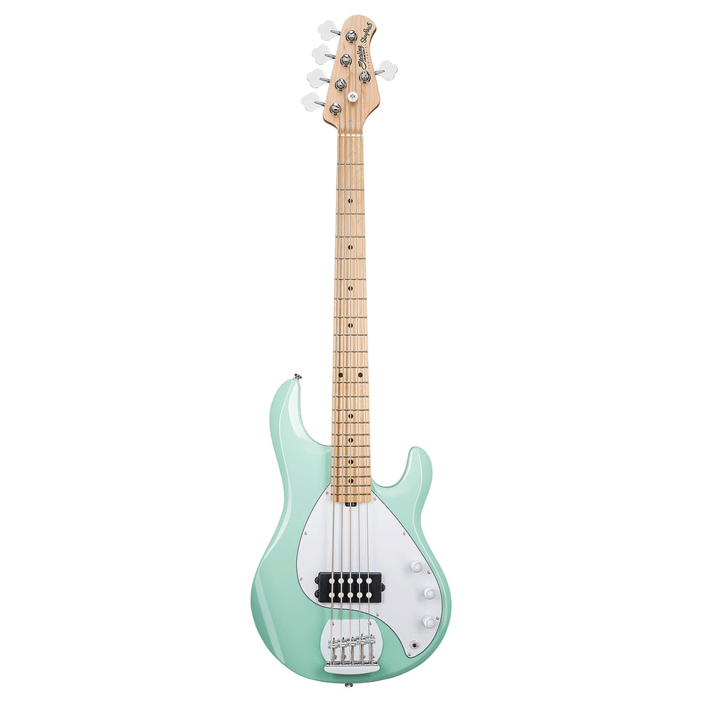 Sterling S.U.B. Series StingRay 'Ray5' Bass - Mint Green
