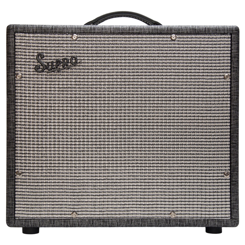Supro Black Magick 1x12 Extension Cab