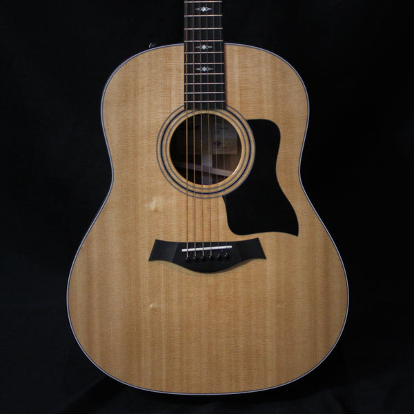 Taylor 317e Grand Pacific w/ Western Floral Case - Sapele