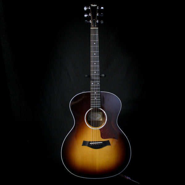 Used Taylor 214e DLX w/ Case - Sunburst 090819