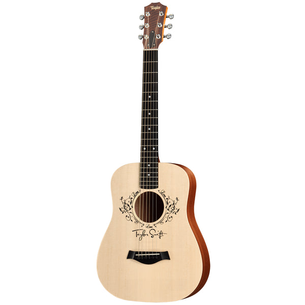Taylor TSBT-e Taylor Swift Signature Baby Acoustic w/ Bag - Spruce