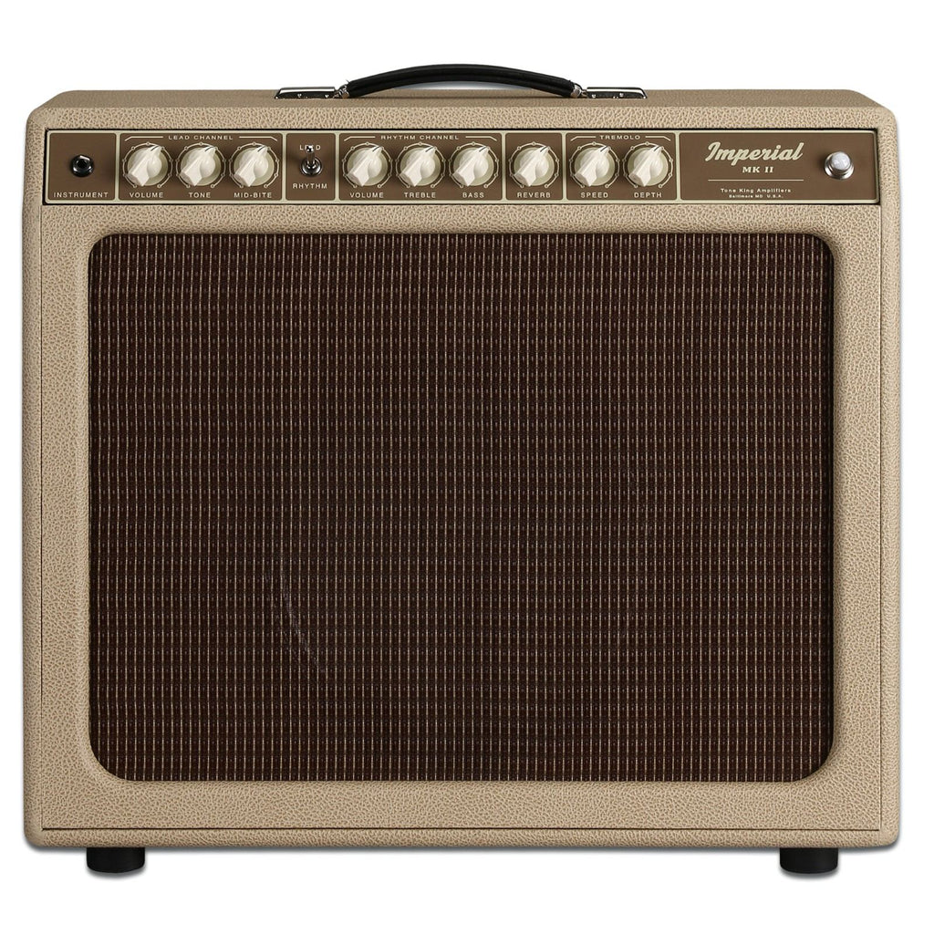 Tone King Imperial Mk II 20w 1x12 Tube Combo - Cream