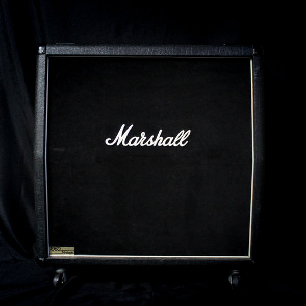 "Used Marshall 1960a Slant 4x12"" Guitar Cabinet 100619"
