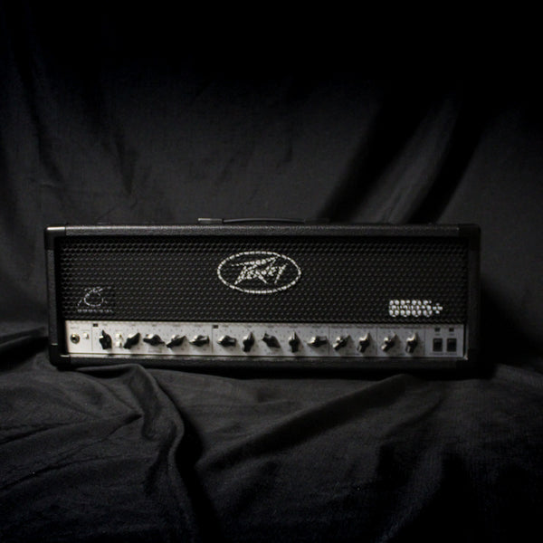 Used Peavey 6505+ 120w Tube Head Amp 120119