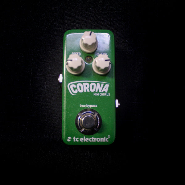 Used TC Electronics Mini Corona Chorus Pedal 101619