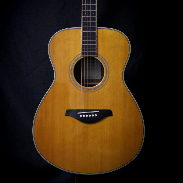 Used Yamaha FS-TA Acoustic Electric Guitar - Natural 013020