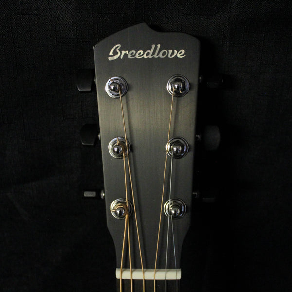 Used Breedlove Premiere Concerto CE Redwood-East Indian Rosewood Acoustic Electric Guitar w/ Case