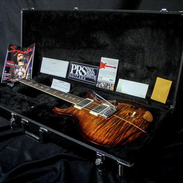 Used 2011 Paul Reed Smith PRS Santana Artist Package Electric Guitar w/ Case - Tortoise Shell 113019
