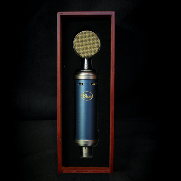 Used BLUE Bluebird Condenser Mic 011720