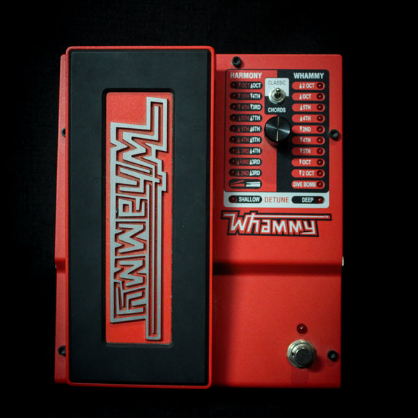 Used Digitech Whammy Pedal 012820