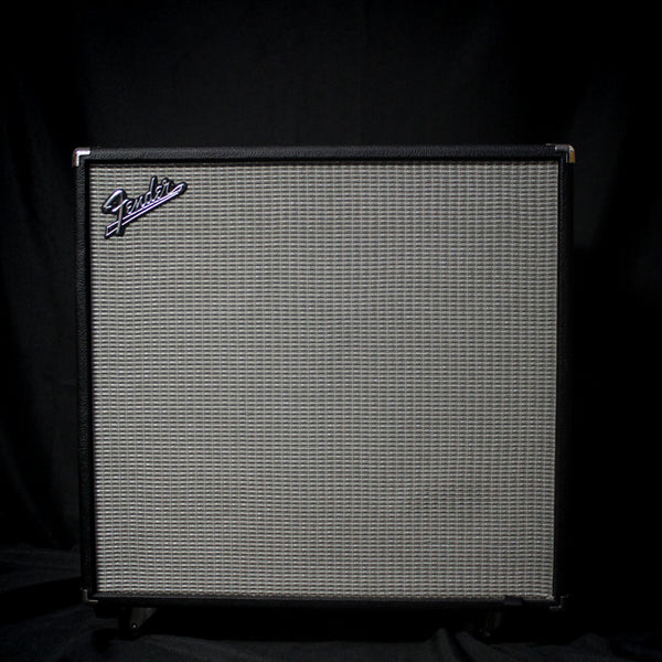 "Used Fender Bassman Neo 410 4x10"" Bass Cabinet 121419"