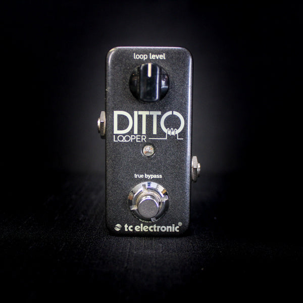 Used TC Electronics Ditto Looper Pedal 082319