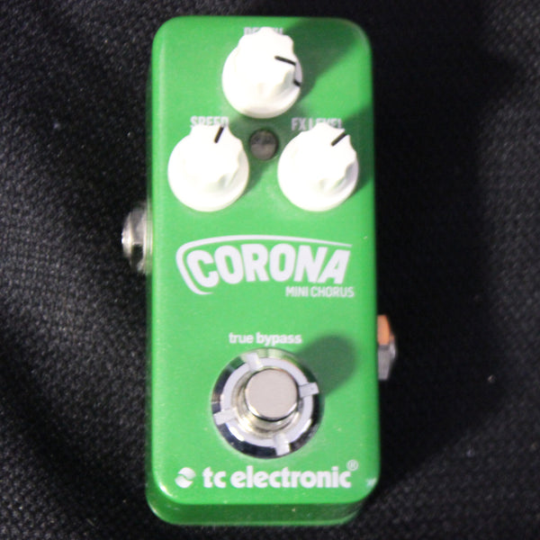 Used TC Electronics Mini Corona Chorus Pedal
