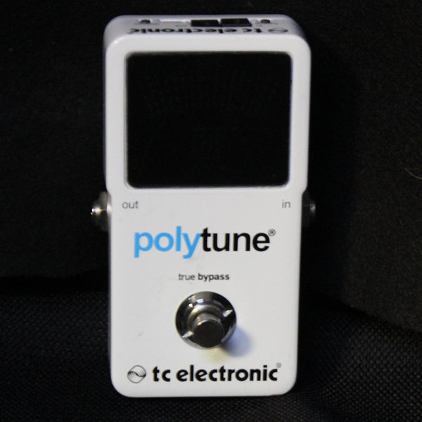 Used TC Electronics Polytune 2 Pedal