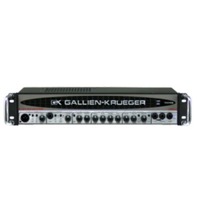 Gallien-Krueger 1001RB-II 700w + 50w Bass Head