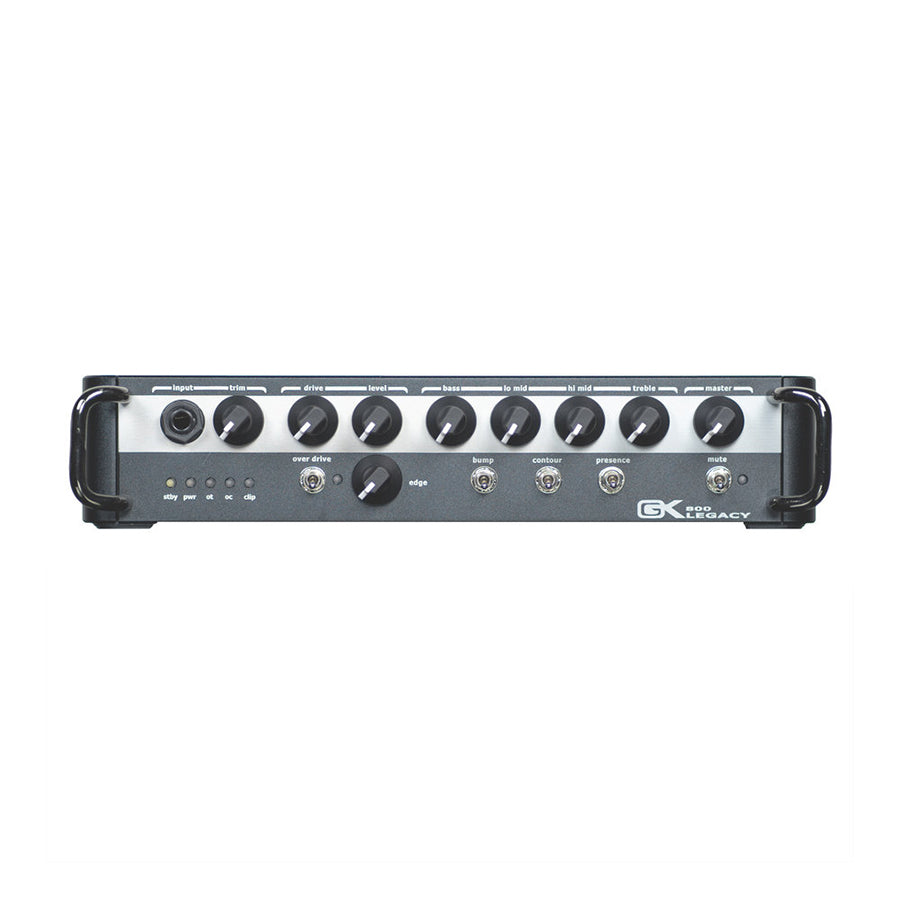Gallien-Krueger Legacy 800 - 800 watt Ultra Light Bass Head