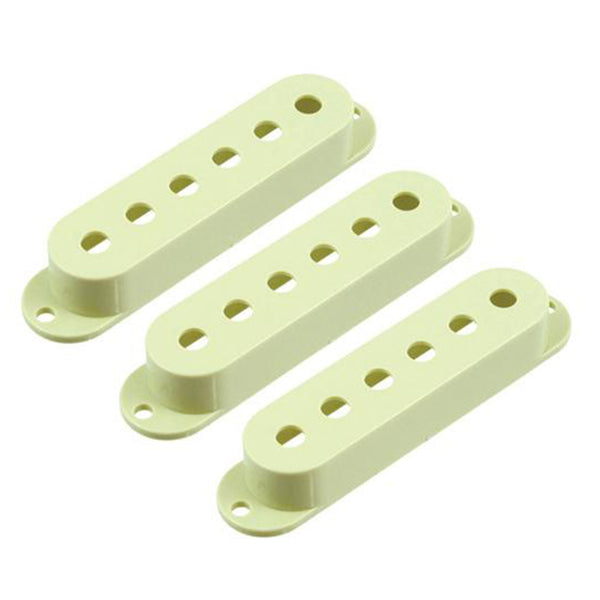 Allparts Single Coil Pickup Covers for Stratocaster® - Set of 3