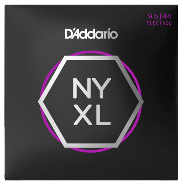 D'Addario NYXL Electric Guitar Strings - Light Gauge 9.5-44