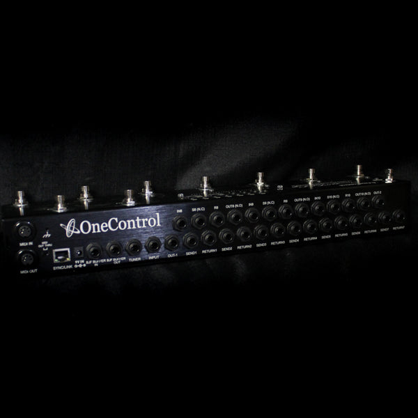 Used One Control Crocodile Tail Loop Pedal 013120