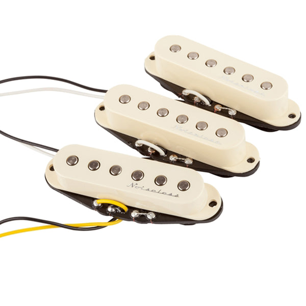Fender Hot Strat Noiseless Pickups