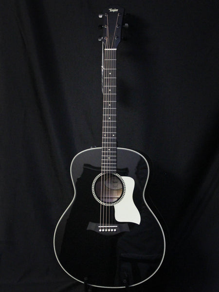 Taylor Custom GO Grand Orchestra Acoustic Electric Guitar w/ Case - Black