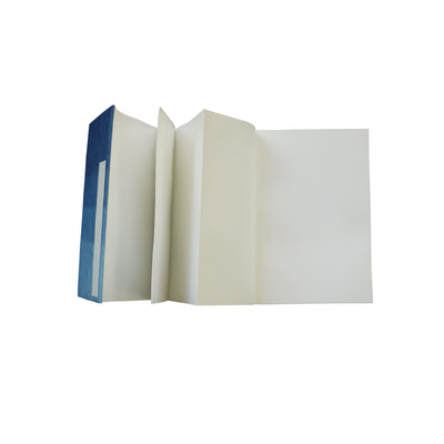 Hand-Dyed Japanese Orihon Accordion Notebook (Large)