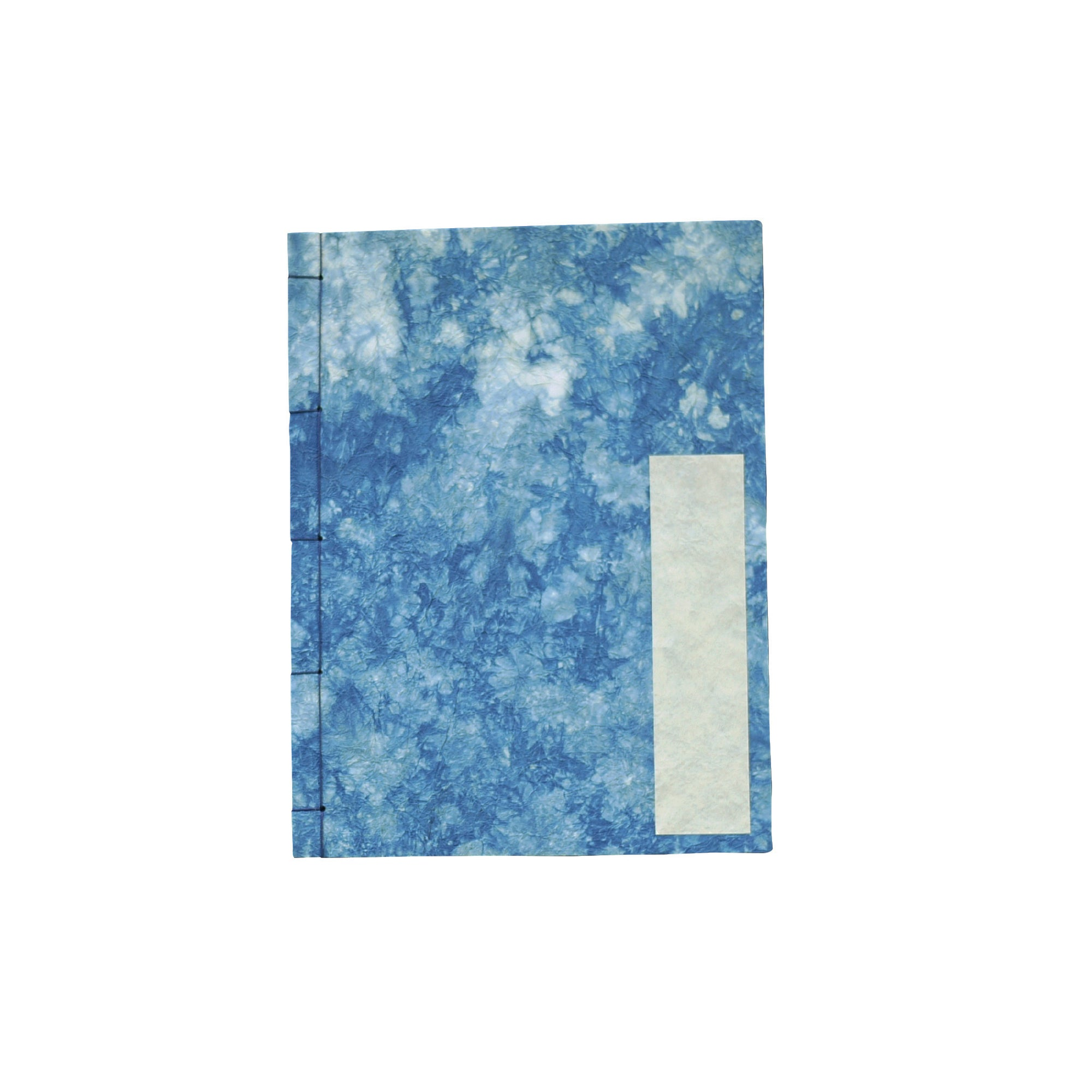 Hand-dyed Japanese Shibori Notebook