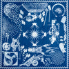 THE YEAR OF INDIGO BANDANA