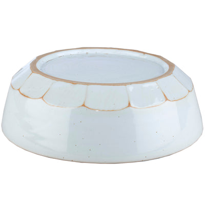 Milk White Bowl (Large)