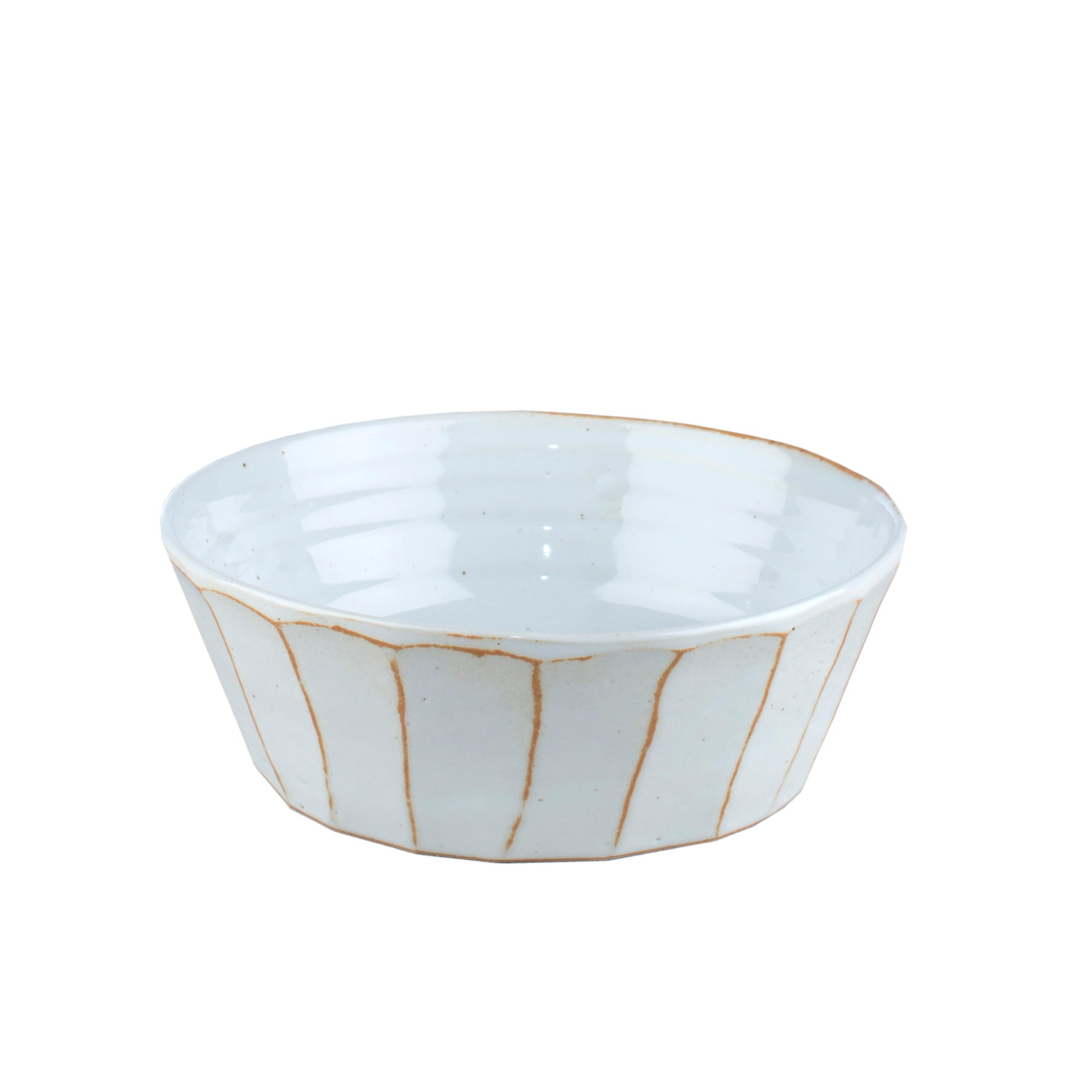Milk White Bowl (Medium)