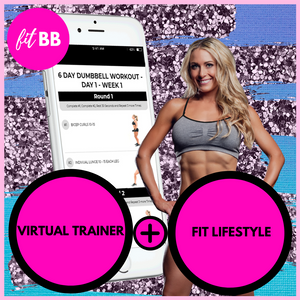 Virtual Trainer + FIT LIFESTYLE - FIT Because BLISS