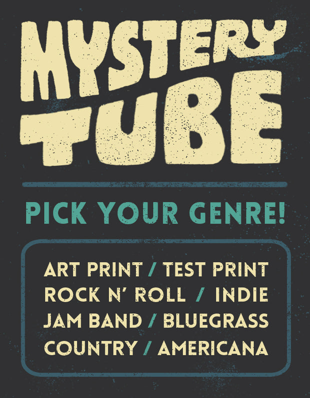 Mystery Tube | Pick Your Genre
