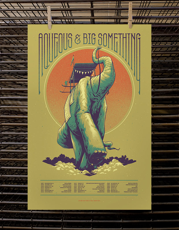 Aqueous & Big Something