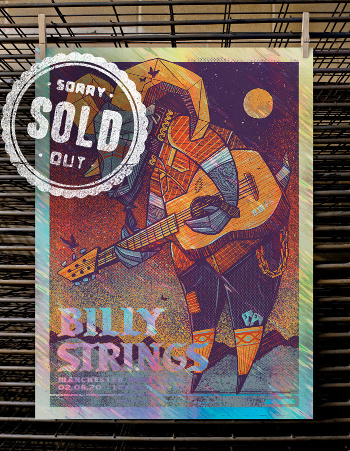 Billy Strings | Lexington - Foil Variant