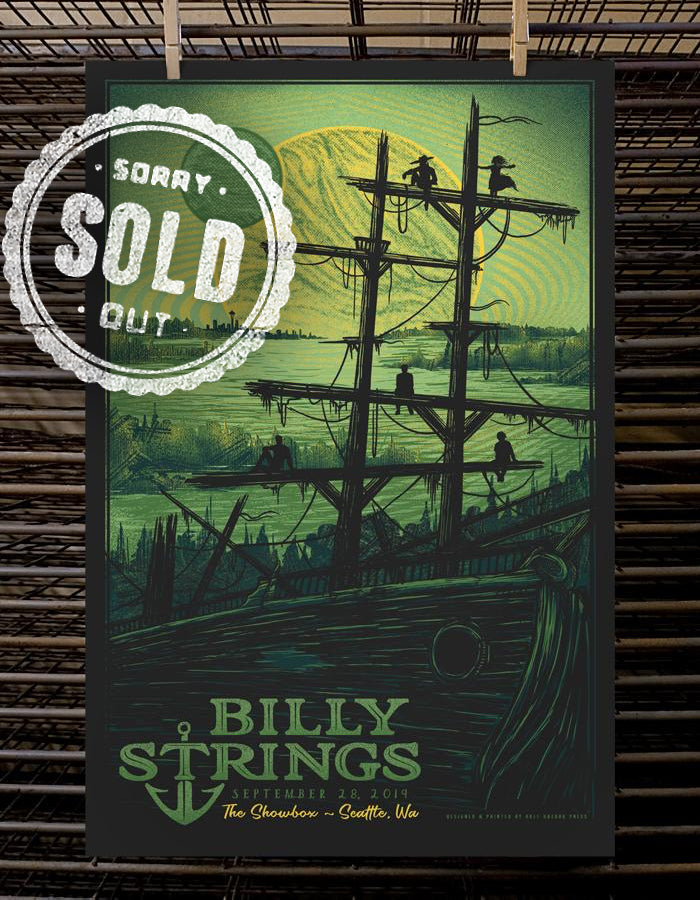 Billy Strings | Seattle, WA