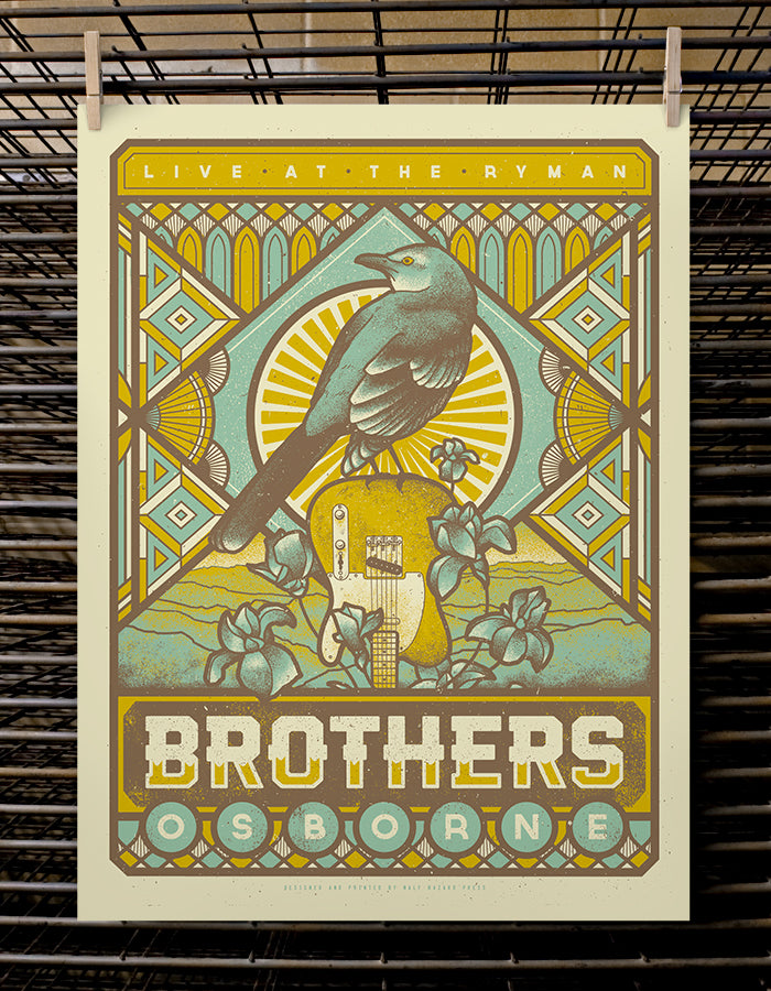 Brothers Osborne | Live At The Ryman