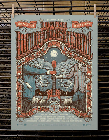 Budweiser Illinois Blues Festival 2014