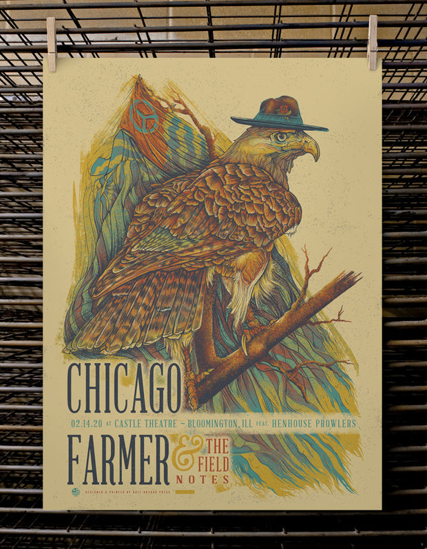 Chicago Farmer & The Field Notes